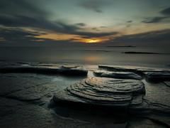 Saltpan Layers (Amble180) Tags: wild island olympus northumberland about 1250 coquet em5