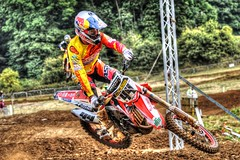 MX Nationals 2014 (Dave-B2012) Tags: race nikon track bikes competition dirt winner motocross mx hdr riders culham d90 mxnationals