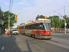 TTC (Toronto) tram 4251 (jc_snapper) Tags: toronto ttc tram streetcar strassenbahn tramvaj utdc alrv