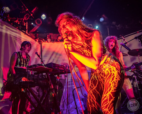 KCRW Presents Prince Rama at The Echoplex live on May 1st, 2015