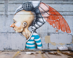 Ana Mara - SXSW (-Dons) Tags: usa streetart wall austin texas unitedstates anamara tx sxsw muralart