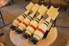 Sopwith Camel Bomb Rack (Bri_J) Tags: nikon wwi bombs raf airmuseum sopwithcamel shuttleworthcollection oldwarden d3200