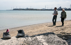 refinery coast (cementley) Tags: industry steel photojournalism lakemichigan oil refinery journalism naturalresources northwestindiana ijnr