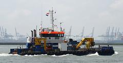 MPR 3 (kees torn) Tags: offshore tugs nieuwewaterweg portofrotterdam werkboot mpr3