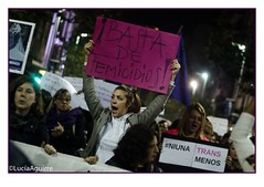 (#LucaAguirre) Tags: uruguay protesta machismo montevideo marcha feminicidios patriarcado 3junio niunamenos