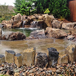 "Exquisite Water Feature by Greenhaven Landscapes <a style=""margin-left:10px; font-size:0.8em;"" href=""http://www.flickr.com/photos/117326093@N05/18330811186/"" target=""_blank"">@flickr</a>"
