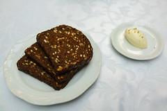 Estonian black bread (Premshree Pillai) Tags: tallinn estonia tallinnmay16 europe restauranttchaikovsky dinner tastingmenu dinnerforone food