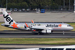 Jetstar Airbus A320-232 VH-VFX (Mark Harris photography) Tags: spotting aircraft plane aviation canon yssy 5d sydney