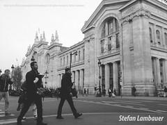 Gare du Nord (Stefan Lambauer) Tags: street people paris france rua rue garedunord sncf 2015 chemindefer ruededunkerque stefanlambauer compagnieduchemindeferdunord