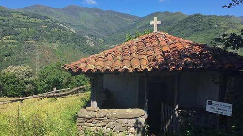 Camiño de San Salvador. Poladura de la Tercia - Bendueños