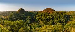 Chocolate Hills (Hendraxu) Tags: landscape hill green nature travel travelling traveler chocolatehills chocolate bohol philippines visayas asia