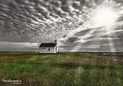Saskatchewan School House (Pat Kavanagh) Tags: school canada abandoned landscapes sd prairie saskatchewan schoolhouse prairies northlanding northlandingschooldistrict