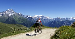 Nice road (will_cyclist) Tags: alps cycling vtt laplagne tarentaise