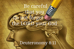 Deuteronomy 8:11 (joshtinpowers) Tags: bible scripture deuteronomy