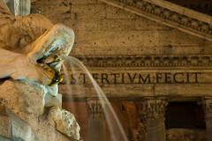 Roma by Night (11) (Yksel85) Tags: nikon rome roma italia piazzadispagna piazzanavona pantheon campidoglio colosseo teatromarcello foriimperiali imperoromano night bynight lungheesposizioni calcata gatto fontana sciee