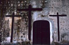 Merida Yucatan (toltequita) Tags: 3 history mexico cross religion catedral merida tres cruces historia trescruces truereligion yucata
