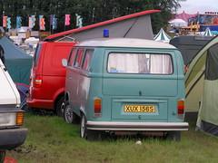 VW  Type  2 (Lawrence Peregrine-Trousers) Tags: festival spots spotted van camper ffffffffff autoshite