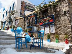 Scalinata Colorata - Kos (Insempi) Tags: scala grecia greece kos island city color colori