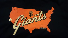 San Francisco Giants Nationwide Tee (SustainU Clothing) Tags: sanfranciscogiants sanfrancisco mlb baseball tshirts tees sports sustainablefashion ecofriendly printinginwestvirginia screenprinting usamade
