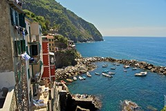 2016-07-04 at 14-02-05 (andreyshagin) Tags: riomaggiore italy architecture andrey shagin summer nikon d750 daylight trip travel town tradition beautiful