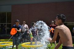 7.25.16 Teen Water Competition (Omaha Public Library) Tags: omahapubliclibrary summerreadingprogram millardbranch teens waterballoons water competition fun games library summer omaha
