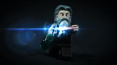 LEGO Aberforth Dumbledore (Geertos13) Tags: lego harry potter custom minifigures aberforth goat hogs head dumbledore ariana mirror dobby hogsmeade