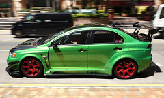 Mitsubishi, Lancer Evolution X, Hong Kong (Daryl Chapman Photography) Tags: mitsubishi evo evolution 2470mm car cars auto autos automobile canon eos is f28 road engine power nice wheels rims hongkong china sar drive drivers driving fast grip photoshop cs6 windows darylchapman automotive photography hk hkg bhp horsepower brakes gas fuel petrol topgear headlights worldcars daryl chapman 1d mkiv copaze evoclub varis widebody
