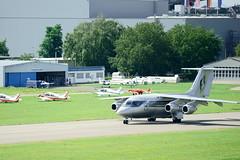 Britisch Aerospace 146-100 (Lutz Blohm) Tags: britishaerospace146100 formel1 bernieecclestone hockenheim airportspeyer flughafenspeyer fe70300goss sonyalpha7aii
