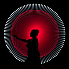 Peng! (Sven Grard (lichtkunstfoto.de)) Tags: lightart lightpainting sooc glpu lichtkunst lichtmalerei