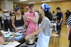 160809-N-LV456-061 (Fleet Activities Yokosuka) Tags: yokosuka japan culturalexchange cooking communityrelations curry gyoza suwaelementary