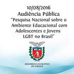 Audi�ncia P�blica - 10/08/2016