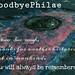 #GoodbyePhilae