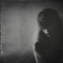 """""""Dark Is The Other Side of Life"""" (RapidHeartMovement) Tags: selfportrait portrait poeticalinspirations powiatowska poetry photography conceptual rapidheartmovement"""