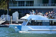 DSC_0126 (LoxPix2) Tags: loxpix queensland southport surfersparadise beach river boat architecture building bridge australia 2016