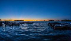 Marina at night (Antti Tassberg) Tags: 15mm autumn boat dark fall fisheye helsinki laru lauttasaari longexposure lowlight night nightscape prime syksy vene y uusimaa finland