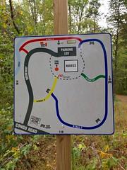 Park map (Morton Fox) Tags: congoroadopenspace douglass pa