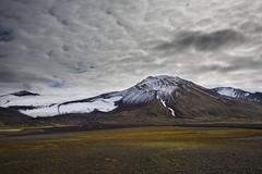 Mount vermur in Iceland (Benedikt Halfdanarson) Tags: vermur nidalur sprengisandur sland iceland mountain icelandicmountains fjll