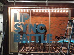 Lip Sync Battle Booth w/ Spike TV