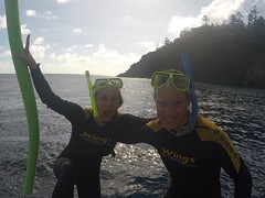 Après-midi de snorkel