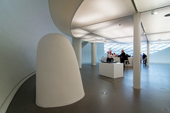_DSC2547 (durr-architect) Tags: roof sculpture building art museum architecture justice space room paintings indoor palace exhibition structure extension zwolle neoclassical daan superstructure henket fundatie