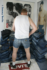 self2504 (Tommy Berlin) Tags: men ass butt jeans alpha ars wrangler
