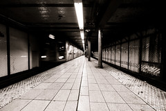 LEA_8690 (luke_amorelli) Tags: street station brooklyn train subway photography nikon d750 28 14mm rokinon