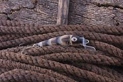 IMG_0089 (www.ilkkajukarainen.fi) Tags: lure handpainted fishing collectible collectibles fishinglure feather markkukemppainen folkart scandinavianfolkart collectiblelure scandinavianlure lureart salmon salmonlure tenoriver art scandinavian laks laksefisk bird