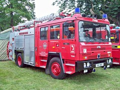 678 SD (Shelvoke + Drewry) SPV Fire Tender (1979)