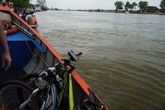 Traversarea Dunarii la Sulina