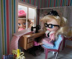 Blythe A Day 24 May 2015 - HELLO? ARE YOU THERE?