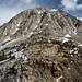 Peak overlooking Tioga Pass Road