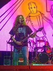 Voivod (Stephen J Pollard (Loud Music Lover of Nature)) Tags: concert livemusic drummer concertphotography guitarist guitarrista baterista voivod michellangevin danielmongrain