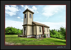 Church in Mining Town (the Gallopping Geezer 3.7 million + views....) Tags: old building church mi rural canon religious mine closed michigan faith religion structure historic mining restored preserved upperpeninsula 1740 geezer miningtown 2016 orship 5ds centralmine