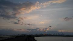 0717161954d (Michael C. Meyer) Tags: castle island boston ma carson beach southie south dusk